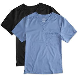 Cherokee Workwear Revolution One-Pocket Scrub Top