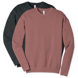 Bella + Canvas Ultra Soft Drop Shoulder Crewneck Sweatshirt