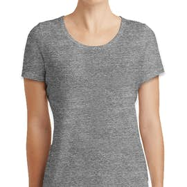 New Era Women's Tri-Blend Performance Shirt - Color: Shadow Grey Heather
