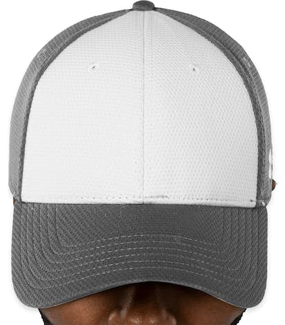 Under Armour Color Blocked Baseball Hat - Graphite / White