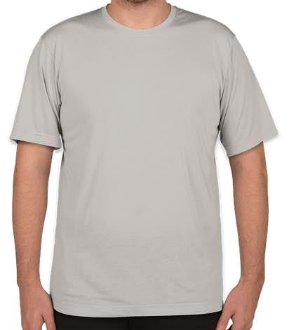 Sport-Tek Soft Jersey Performance Shirt - Silver