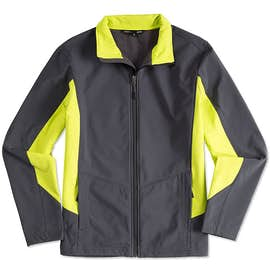 Port Authority Colorblock Soft Shell Jacket