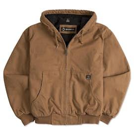 Dri Duck Cheyenne Hooded Boulder Cloth™ Work Jacket