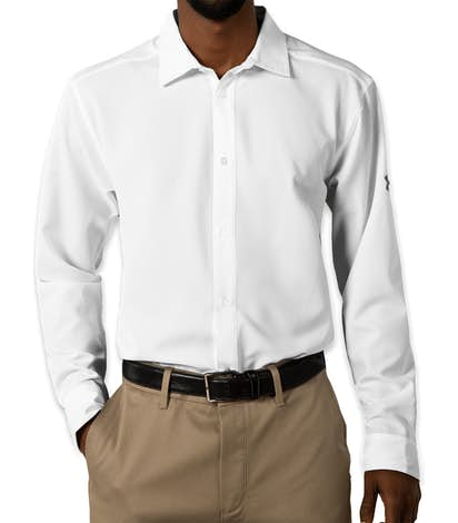 e2451164 Under Armour Performance Tech Dress Shirt