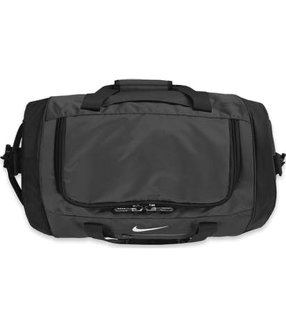 Nike Golf Medium Duffel Bag Anthracite Black