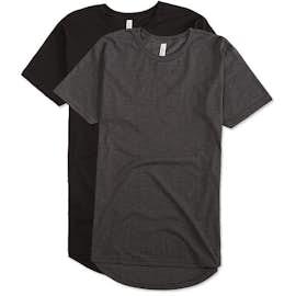 Bella + Canvas Urban Longer Length T-shirt