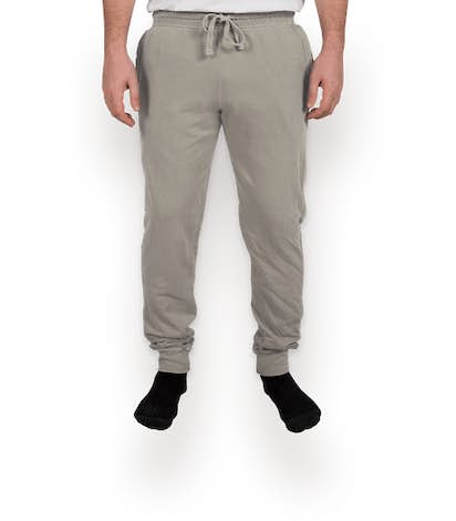 Comfort Colors French Terry Joggers - Grey