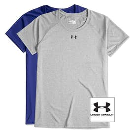 Under Armour Women's Locker Performance Shirt