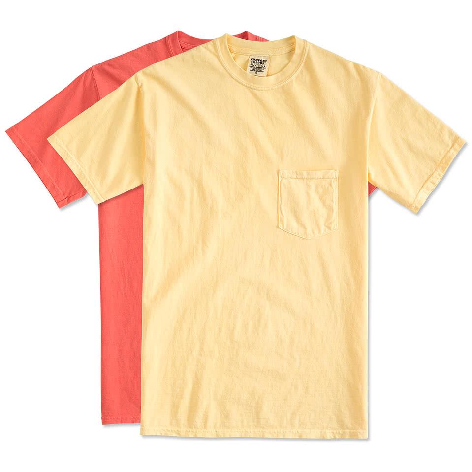 116682983 CafePress POKER T Shirt Mens Comfort Colors® Shirt