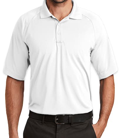 Cornerstone Lightweight Snag-Proof Tactical Polo - White