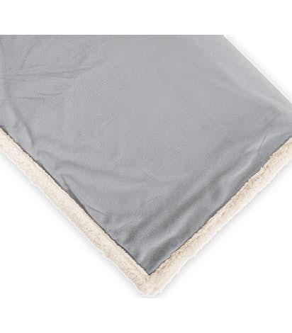 Field & Co.® Sherpa Blanket - Grey