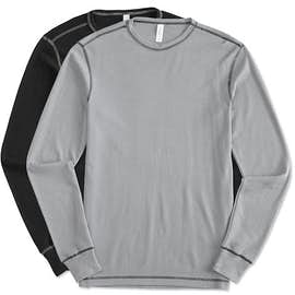 Bella + Canvas Long Sleeve Thermal