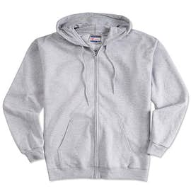 Hanes Ultimate Heavyweight Zip Hoodie