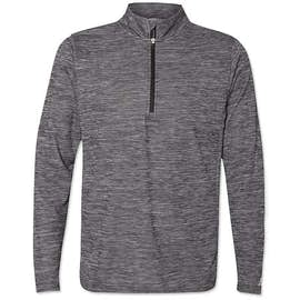 Russell Athletic Dri Power® Quarter Zip Performance Pullover