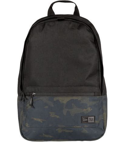 New Era Legacy Backpack - Black / Mythic Camo
