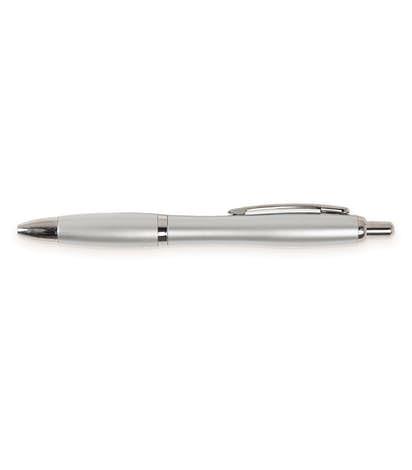 Nash Pen (black ink) - Silver