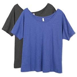 Bella + Canvas Women's Tri-Blend Flowy T-shirt