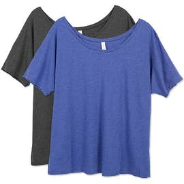 Bella + Canvas Women's Tri-Blend Flowy T-shirt