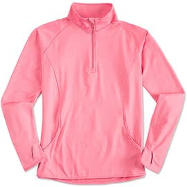Sport-Tek Women's Performance Half Zip Pullover