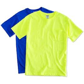 Jerzees 50/50 Pocket T-shirt