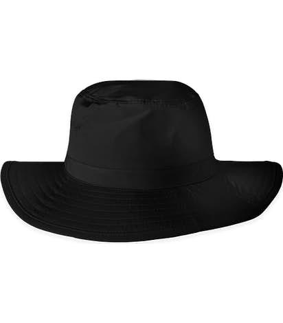 Port Authority Lifestyle Bucket Hat - Black