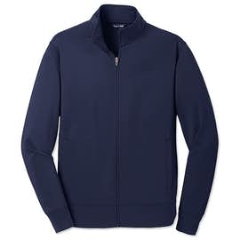 Sport-Tek Sport-Wick Tech Fleece Full Zip Jacket