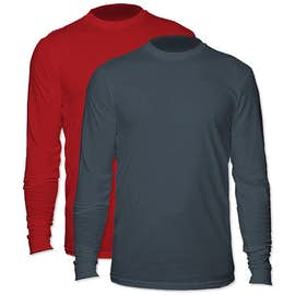 Royal Apparel Organic USA Long Sleeve T-shirt