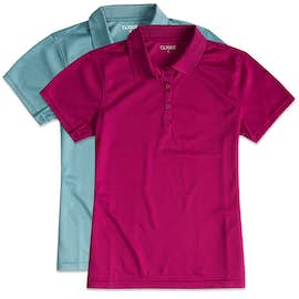 Clique Spin Women's Performance Pique Polo