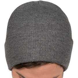 Port & Company Fleece Lined Cuff Beanie - Color: Athletic Oxford