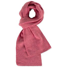Sportsman Solid Knit Scarf