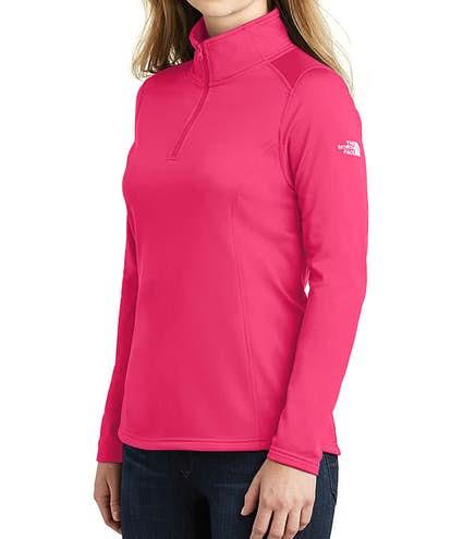 c5d4b9fb0 The North Face Women's Tech Quarter Zip Fleece Pullover