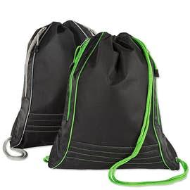 Challenger Sport Drawstring Bag