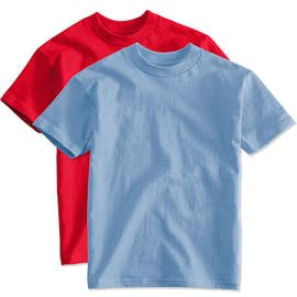 Hanes Youth 100% Cotton T-shirt