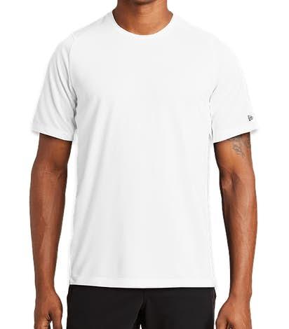 New Era Series Performance Shirt - White