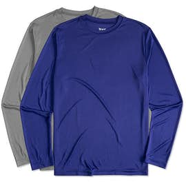 Canada - Team 365 Zone Long Sleeve Performance Shirt