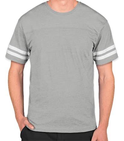 LAT Varsity T-shirt - Vintage Heather