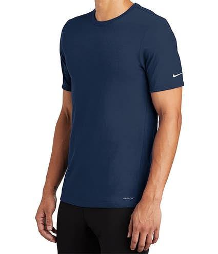 437b4578c Custom Nike Dri-FIT Performance Blend Shirt - Design Performance ...
