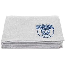Port & Company Sweatshirt Blanket