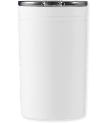 11 oz. Sherpa Insulated Tumbler and Can Insulator - White