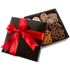 Assorted Mini Pretzels Gift Box