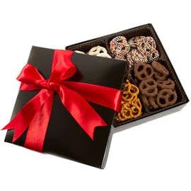 Assorted Mini Pretzels Gift Box