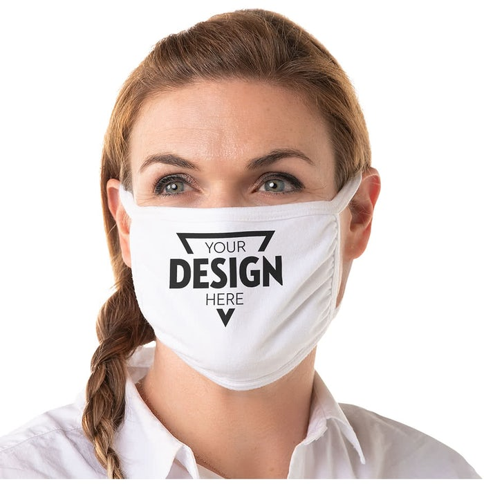 Decorative Custom Cotton Face Mask