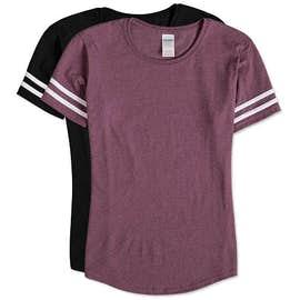 Gildan Women's Varsity T-shirt