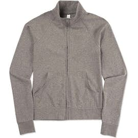 Bella + Canvas Women's Stretch Full Zip Jacket