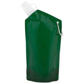 20 oz. Water Bag with Mini-Carabiner
