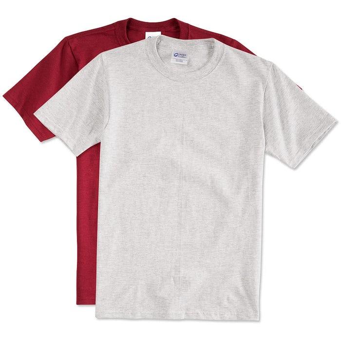c307d6c4 Design Custom Printed Port & Company Cotton T-Shirts Online at CustomInk