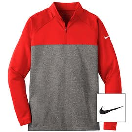 Nike Therma-Fit Color Block Half Zip Fleece