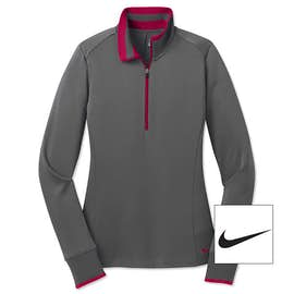 Nike Golf Women's Dri-FIT Half Zip Performance Pullover