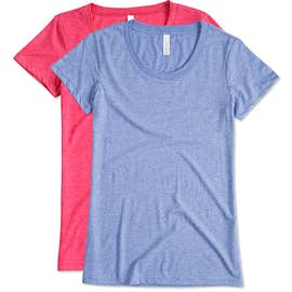 Bella + Canvas Juniors Tri-Blend T-shirt