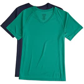 Augusta Women's Attain Raglan Performance Shirt